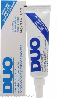 MAC Duo Adhesive for Eyelashes 14g - White/Clear