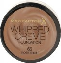 Max Factor Whipped Creme Foundation 18ml -  Rose Beige 65