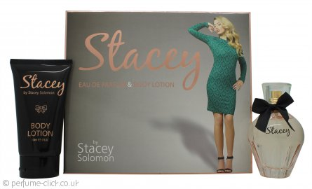 Stacey Salomon Stacey Gift Set 100ml EDP + 150ml Body Lotion