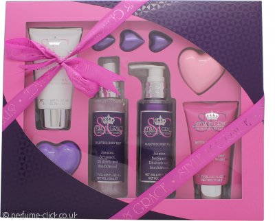 Style & Grace Heavenly Pamper Kit Gift Set - 6 Pieces