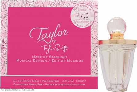 Taylor Swift Taylor Made of Starlight Eau de Parfum 100ml Spray - Musical Edition