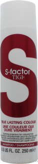 Tigi S-Factor True Lasting Colour Shampoo 250ml