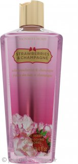 Victorias Secret Strawberries and Champagne Shower Gel 250ml