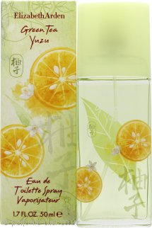 Elizabeth Arden Green Tea Yuzu Eau de Toilette 50ml Spray