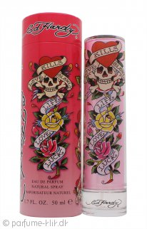 Ed Hardy Eau de Parfum 50ml Spray