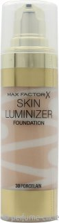 Max Factor Thunder & Light Base de Porcelana Iluminadora Piel 30ml - 30ml - 30 Porcelana