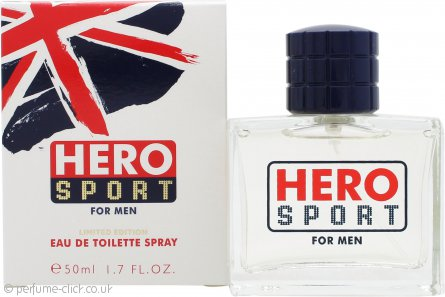 Mayfair Hero Sport Eau de Toilette 50ml Spray - Limited Edition