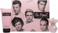 One Direction Our Moment Gift Set 30ml EDP + 150ml Żel pod Prysznic