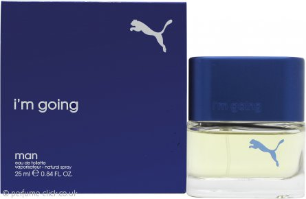 Puma I'm going Eau De Toilette 25ml Spray