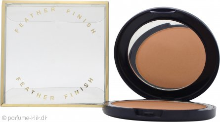 Lentheric Feather Finish Compact Powder 20g - Cool Coffee 35