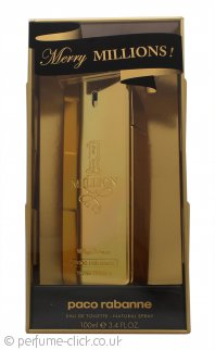 Paco Rabanne 1 Million Merry Millions Eau de Toilette 100ml Spray