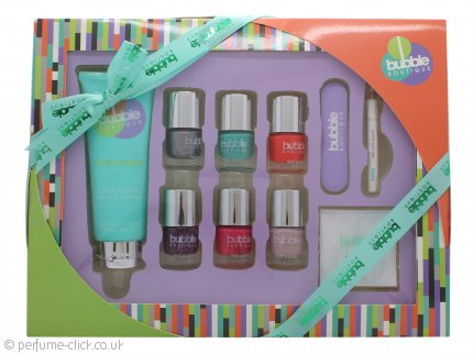 Style & Grace Bubble Boutique Perfect Mani-Care Gift Set - 9 Pieces