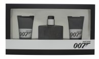 James Bond 007 Confezione Regalo 50ml EDT Spray + 2 x 50ml Gel Doccia