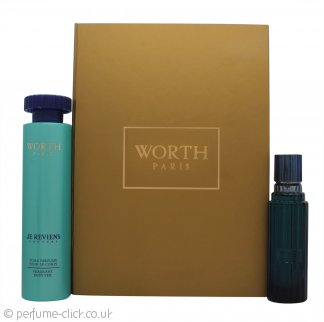 Worth Je Reviens Couture Gift Set 50ml EDP + 200ml Body Veil