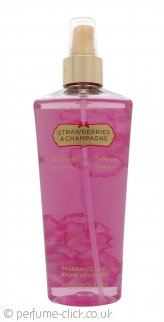 Victorias Secret Strawberries and Champagne Fragrance Mist 250ml