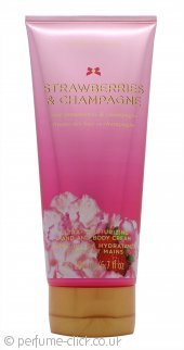 Victorias Secret Strawberries and Champagne Hand and Body Cream 200ml