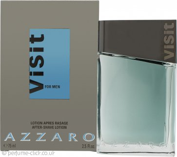 Azzaro Visit Aftershave Lotion 75ml