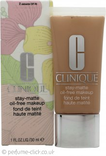 Clinique Stay-Matte Oil-Free Makeup Foundation 30ml - 20 Alabaster