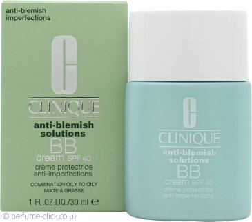 Clinique Anti-Blemish Solutions BB Cream SPF40 30ml - Medium Deep