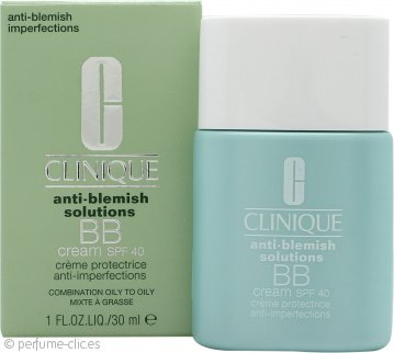 Clinique Anti-Blemish Solutions Crema BB FPS 40 30ml - Deep