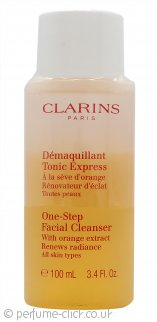 Clarins One-Step Facial Cleanser with Orange Extract 100ml All Skintypes