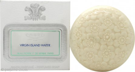 Creed Virgin Island Water Jabón 150g