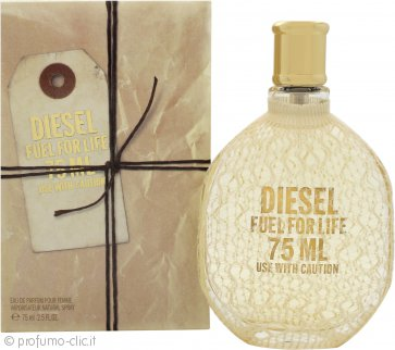 Diesel Fuel For Life Eau de Parfum 75ml Spray