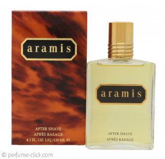 Aramis Aftershave 4.1oz (120ml) Splash