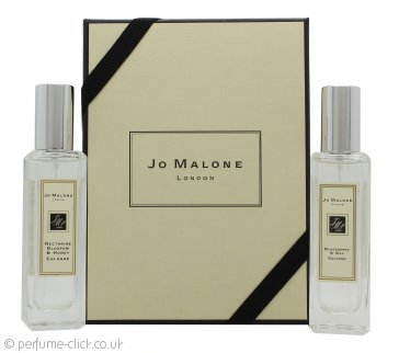 Jo Malone Gift Set 30ml Blackberry & Bay Cologne + 30ml Nectarine Blossom & Honey Cologne