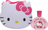 Hello Kitty Gift Set 100ml EDT + Metal Lunch Box