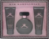 Kim Kardashian Gift Set 3.4oz (100ml) EDP + 3.4oz (100ml) Shower Gel + 3.4oz (100ml) Body Lotion