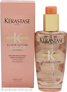 Kérastase's Elixir Ultime Radiance Beautifying Oil 100ml - For Coloured Hair