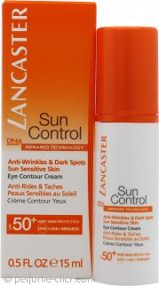 Lancaster Sun Control Eye Contour Cream SPF50+ 0.5oz (15ml)