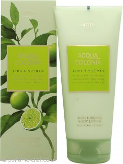 Mäurer & Wirtz 4711 Acqua Colonia Lime & Nutmeg Body Lotion 200ml