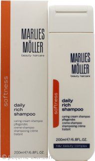 Marlies Moller Daily Repair Rich Shampoo 6.8oz (200ml)