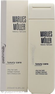 Marlies Möller Pashmisilk Silky Hair Bath Shampoo 200ml