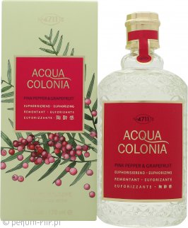 4711 acqua colonia pink pepper & grapefruit