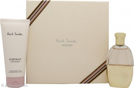 Paul Smith Portrait for Women Set de Regalo 40ml EDP + 100ml Loción Corporal