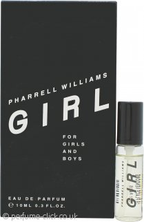 Pharrell Williams Girl Eau de Parfum 10ml Spray