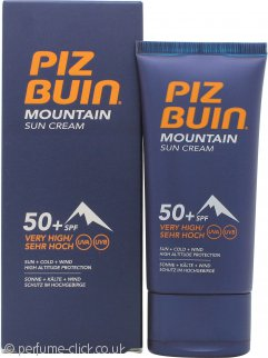Piz Buin Mountian Sun Cream SPF50 50ml