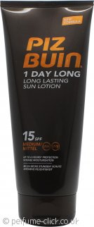 Piz Buin 1 Day Long Lotion 200ml SPF 15