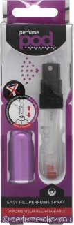 perfumepod Refillable Perfume Atomizer 5ml - Purple