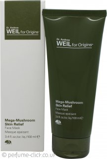 Origins Dr. Andrew Weil for Origins Mega-Mushroom Skin Relief Face Mask 100ml