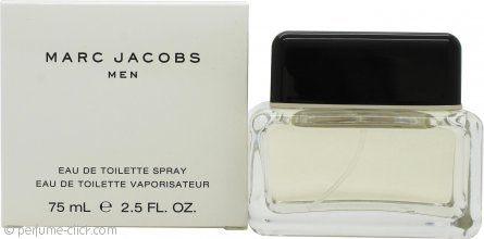 Marc Jacobs Men Eau de Toilette 2.5oz (75ml) Spray
