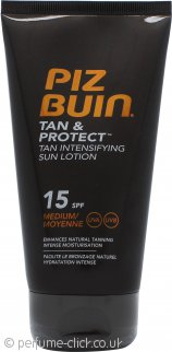 Piz Buin Tan & Protect Intensifying Sun Lotion 150ml SPF15