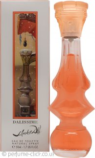Salvador Dali Dalissime Eau de Toilette 50ml Spray
