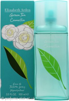 Elizabeth Arden Green Tea Camellia Eau de Toilette 100ml Spray