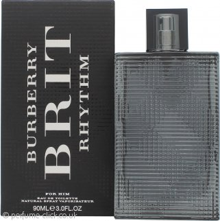 Burberry Brit Rhythm Eau de Toilette 90ml Spray