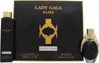 Lady Gaga Fame Gift Set 30ml EDP + 200ml Shower Gel