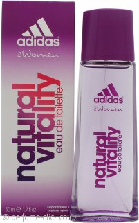Adidas Adidas Natural Vitality Eau de Toilette 50ml Spray